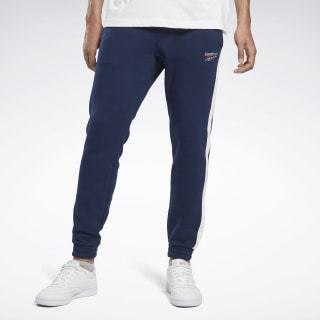 Panel Joggingbroek Collegiate Navy / White FT1867