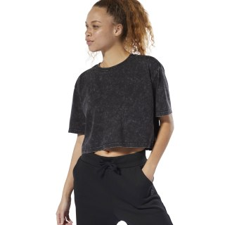 T-shirt Washed - Danse Black DU5223