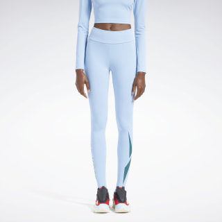Legging Reebok by Pyer Moss Fluid Blue FR8658