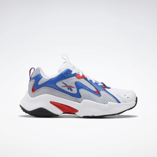 Reebok Royal Turbo Impulse 2.0 Shoes White / Humble Blue / Radiant Red FV2788