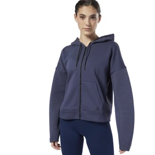 Худи Workout Ready Blue/heritage navy EC2382