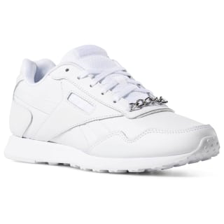 Reebok Royal Glide LX white / white / jewelry CN7321
