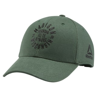 Madison CFG Hat BLACK Army Green CL4421