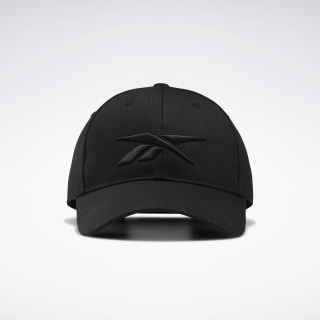Casquette de baseball Active Enhanced Black / Black FQ5388