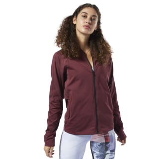 Giacca Track Lux Maroon EC1121