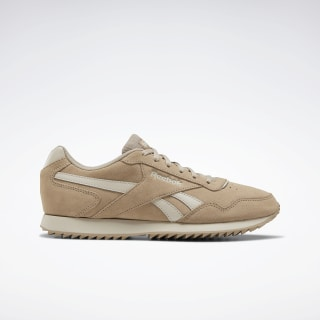 Reebok Royal Glide Ripple Shoes Sand Beige / Stucco / Sand Beige EH3334