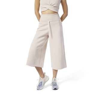 Studio Wide Leg Pants Buff DY8067