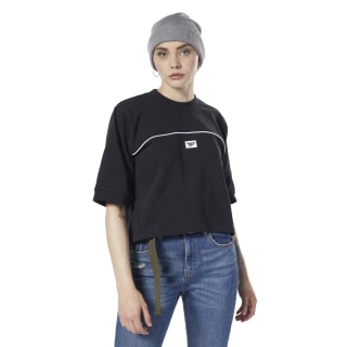 Classics Advance Tee Black EB5109