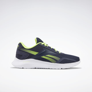 Reebok EnergyLux 2.0 Shoes Heritage Navy / Collegiate Navy / Solar Yellow EG8556