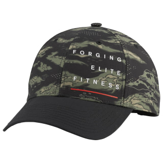 Gorra CrossFit® Baseball Black DU2902