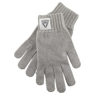 Guantes Actron Knitted Medium Grey Heather BQ1248