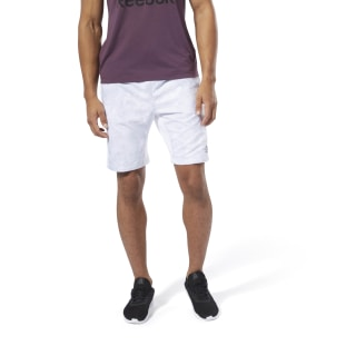 Training Essentials Knit-Woven Shorts Cold Grey DU3730