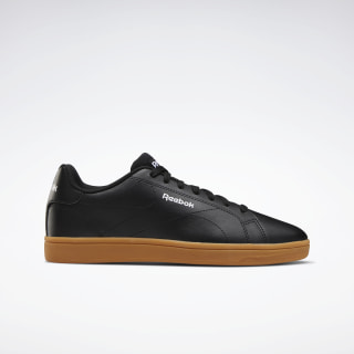 Кроссовки Reebok Royal Complete Clean 2.0 Black/black/white/reebok rubber gum-06 EG9418