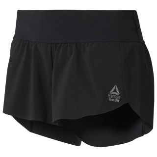 Reebok CrossFit® Knit Waistband Solid Shorts Black DU5074