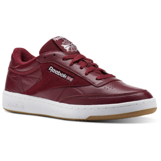 Club C 85 ESTL Burgundy / White / Burgundy CM8792