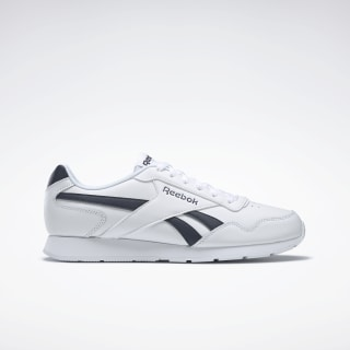 Buty Reebok Royal Glide White / Collegiate Navy / White EG2414