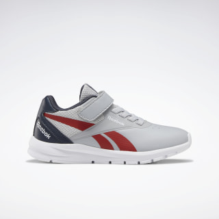 Reebok Rush Runner 2.0 Shoes Pure Grey 4 / Collegiate Navy / Legacy Red EF6651