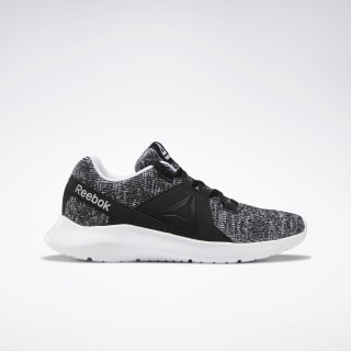 Reebok EnergyLux Shoes Black / White / Silver Met. DV6485