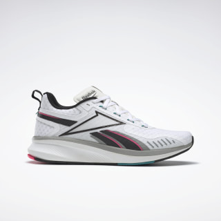 Кроссовки Reebok Fusium Run 20 white/black/ACID PINK S18-R EG9922