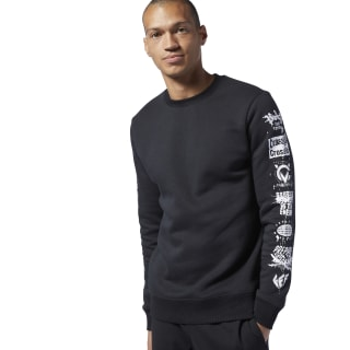 Reebok CrossFit® Icons Sweatshirt Black DY8457