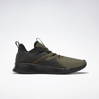 Fusium Run 2.0 Shoes Army Green / Black / None DV9047