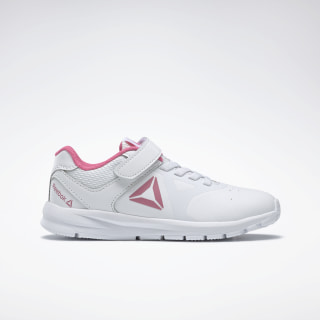 Reebok Rush Runner Shoes White / Pink DV8734