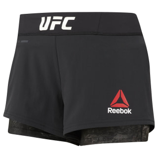 UFC Fight Night Blank Octagon Shorts Black CF1412