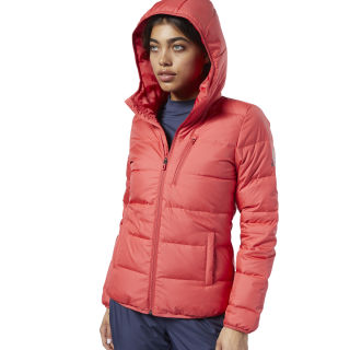 Outdoor Lightweight Down Jacket Rebel Red EJ8331