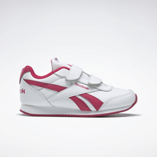 Reebok Royal Classic Jogger White / Rugged Rose CN4937