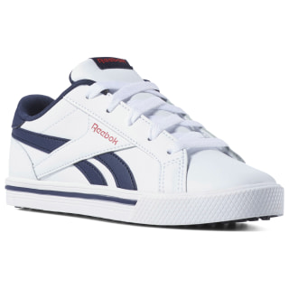 Reebok Royal Comp 2L White / Collegiate Navy / Primal Red DV3978
