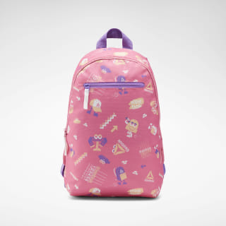 Allover Print Backpack Astro Pink EC5409