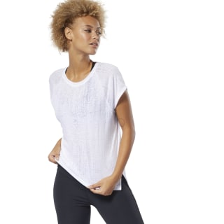 Burnout Tee White DU4081