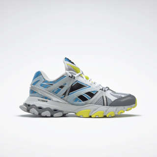 DMX Trail Shadow Shoes White / California Blue / Cold Grey 2 FW3405