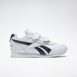 Reebok Royal Classic Jogger 2.0 Shoes White / Navy / Silvermetallic DV9027