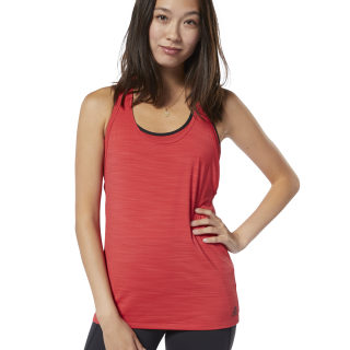 ACTIVCHILL Tank Top Rebel Red EC1194