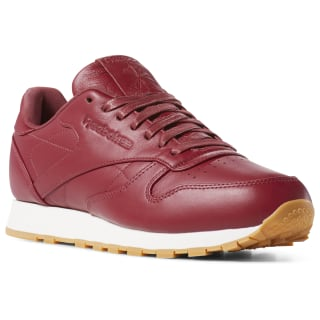 Кроссовки Classic Leather RED/GUM/CHALK DV4287
