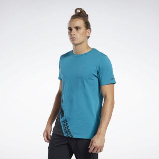 Archive Evolution Tee Seaport Teal FJ4617