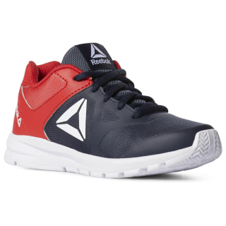 Reebok Rush Runner Shoes Collegiate Navy / Primal Red CN8598