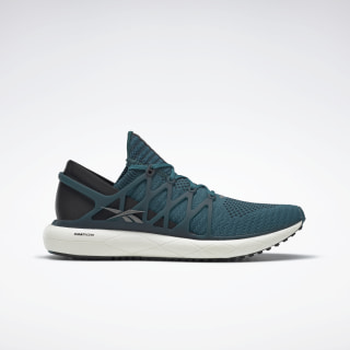 Floatride Run 2.0 Shoes Heritage Teal / Black / White EH0974