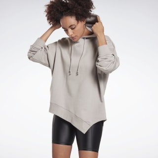 Sweat à capuche Studio Cozy Powder Grey FK5351