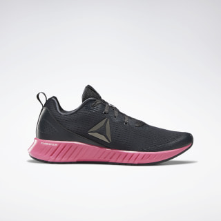 Flashfilm Shoes - Grade School Black / Pink DV8243