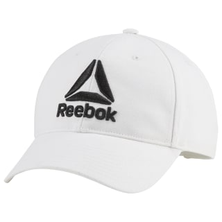 Active Enhanced Baseball Cap White DU7179