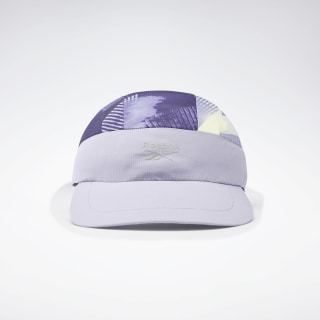 Кепка OS RUN W GRAPHIC PERF CAP Purple/violet haze FL5456