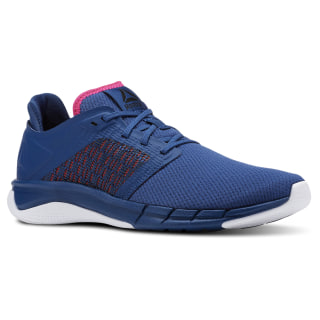 Кроссовки Reebok Print Run 3.0 NXT-BUNKER BLUE/TWISTED PINK/WHITE CN4658