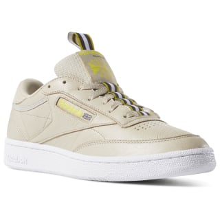 Club C 85 Light Sand / Wht / Lemon / Grey CN6865