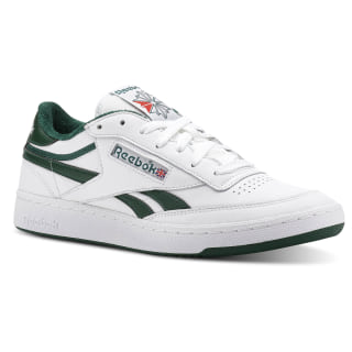 Revenge Plus Archive-White/Dark Green/Red CN3713