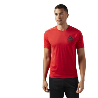 ACTIVCHILL Graphic T-Shirt Primal Red CF3749