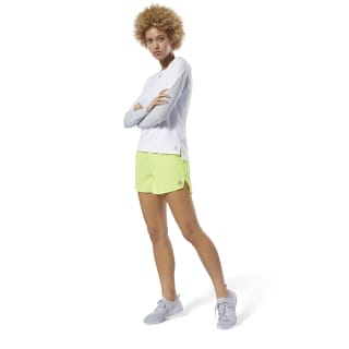 Epic Lightweight Shorts Neon Lime DP5615
