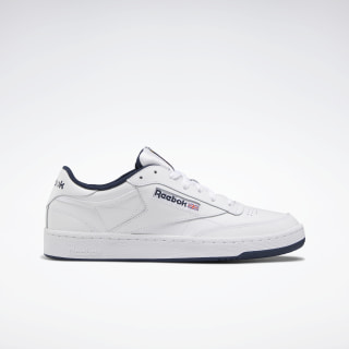Club C 85 Shoes White / Navy AR0457