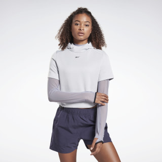 One Series Running Night Run Hoodie Sterling Grey FJ4010